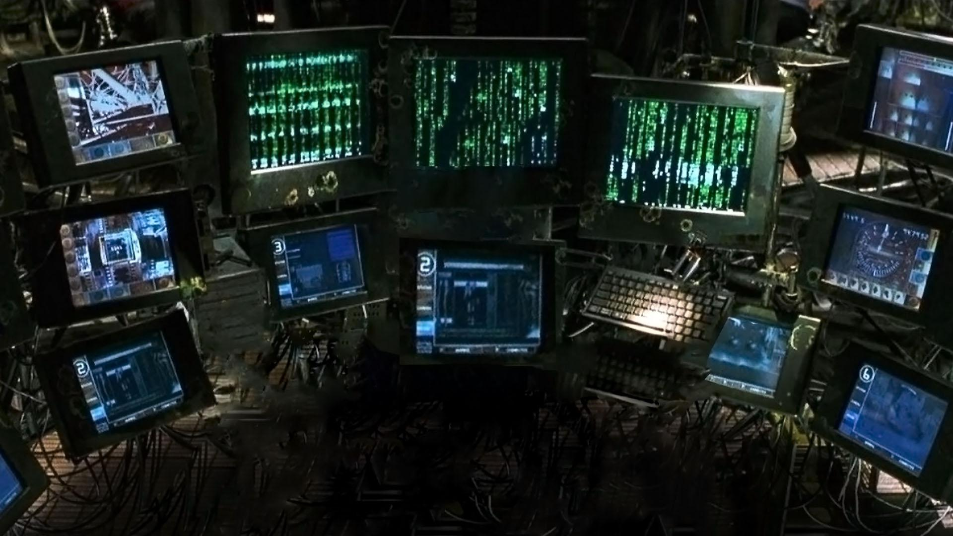 Matrix 2 - Operators Station