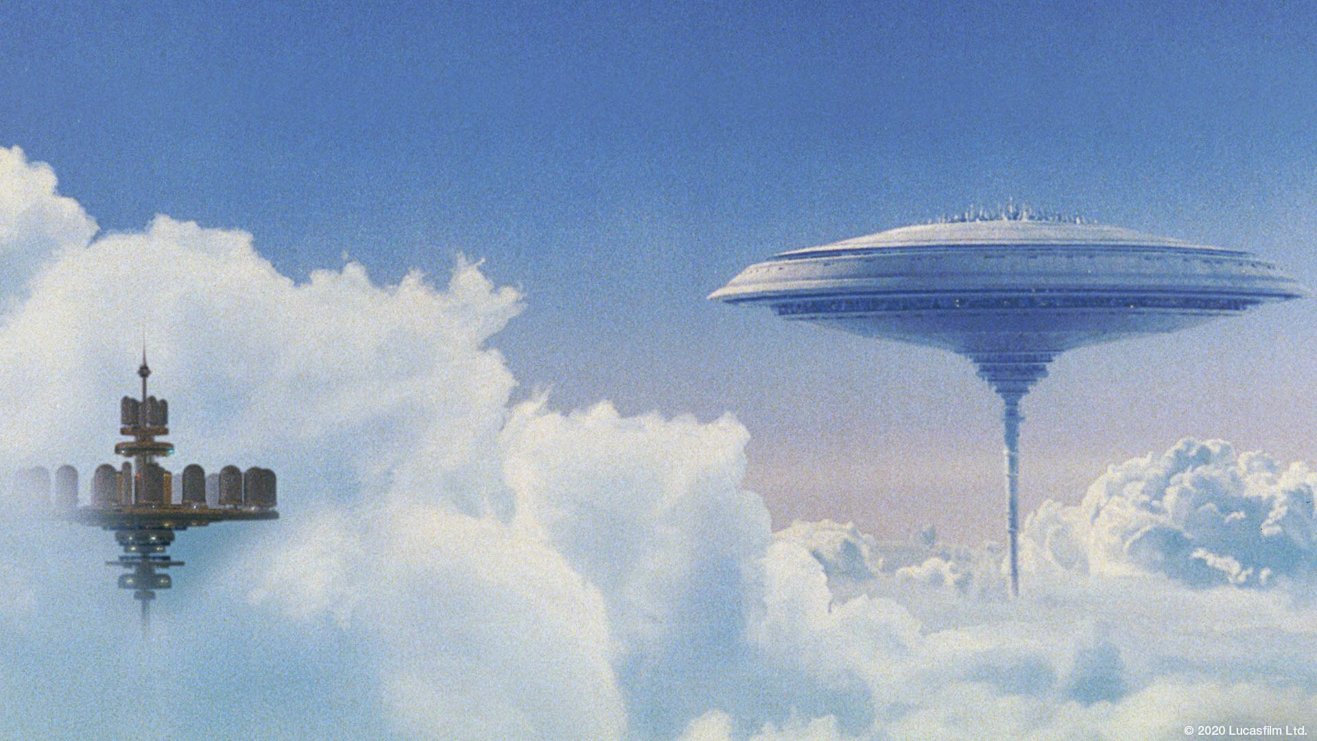 Star Wars 2 - Cloud City