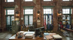 NCIS New Orleans 3 - Indoor Police Department office