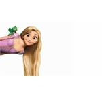 Tangled - Princess Rapunzel from the Disney movie